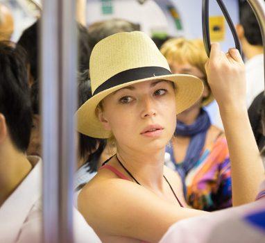 Il molestatore della metro