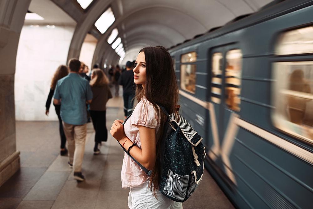Voglia in stazione